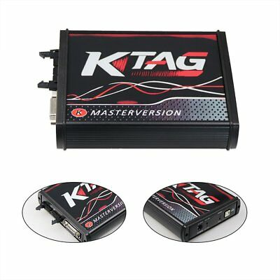 OBD2 Manager Tuning Kit Master Version + KTAG V7.020 Car ECU Programmer Tool UU