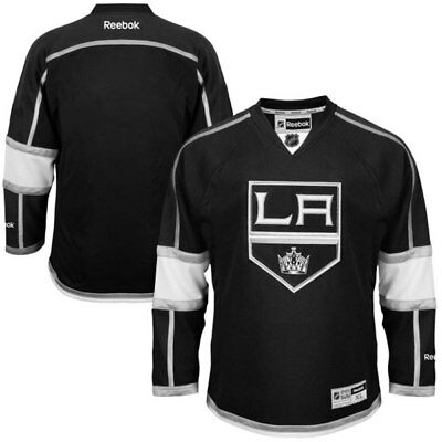 LOS ANGELES KINGS Reebok Premier Officially Licensed NHL Jersey,