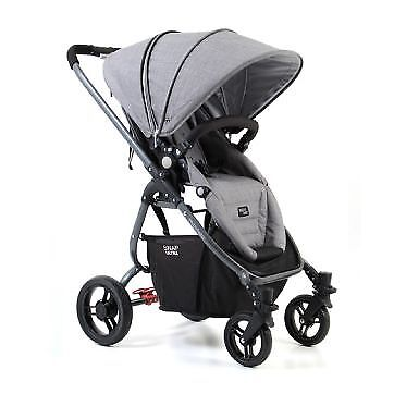Valco Baby Tailormade Snap Ultra Grey Marle