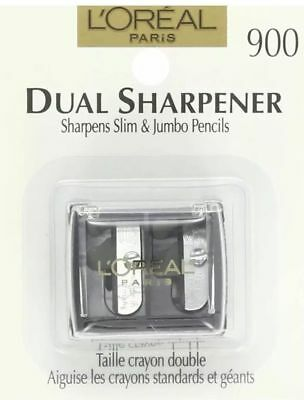 Loreal Dual Sharpener Sharpens Slim & Jumbo Pencils