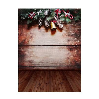 Andoer 1.5 * 2m Photography Background Backdrop Digital Printing Christmas Q5S4