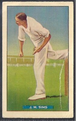 Hoadleys-Test Cricket Ers (M36 Diff)-#28- Middlesex - Sims