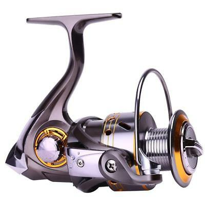 Spinning Fishing Reel Ultralight Smooth Powerful Reels for Freshwater Fishing