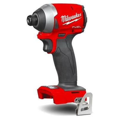 "BRAND NEW MILWAUKEE FUEL M18 18V CORDLESS M18FID2-0 GEN3 1/4"" Hex Impact Driver"