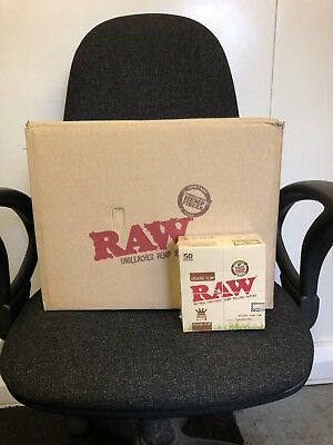 Raw Organic Hemp Kingsize (Bulk)