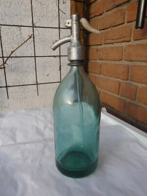 Sodaflasche Siphonflasche  Sifone Bistrout