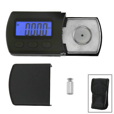 Turntable Stylus Tracking Force Pressure Gauge Scale LP Digital Scale Portable