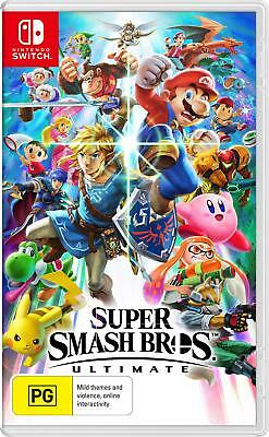 Super Smash Bros. Ultimate (Nintendo Switch) | FREE DELIVERY