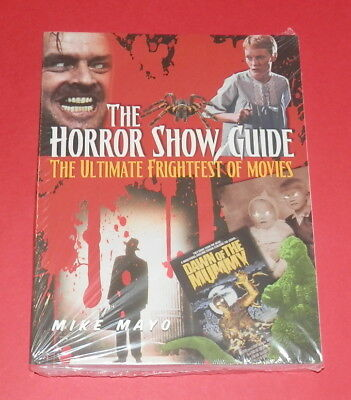 The Horror Show Guide - Mike Mayo -- TB (Englisch)