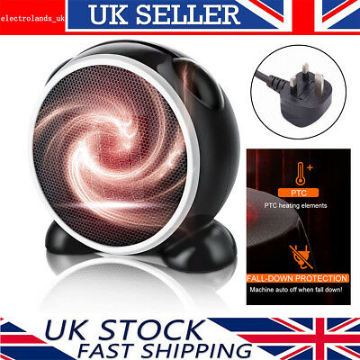 Electric Fan Heater PTC Ceramic Heating Element Overheat Protection Space Heater