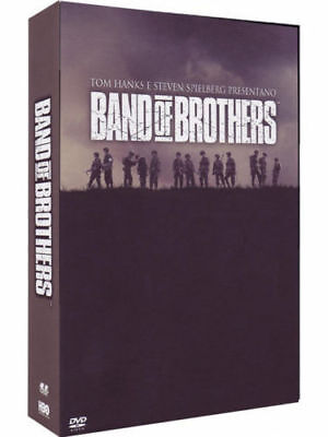 Band Of Brothers  6 Dvd Cofanetto  Serie-Tv