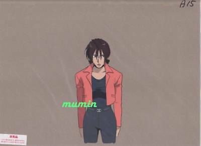 Cowboy Bebop Knocking On Heavens Door Movie Animation Cel  A49