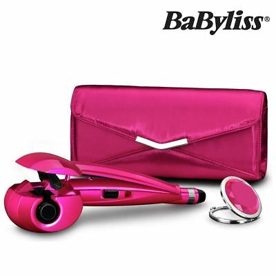 BaByliss 2663GU Curl Secret Simplicity Hair Styler 1000W With Pink Pouch