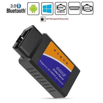 Interface diagnostic multimarque ELM327 USB BLUETOOTH WIFI PRO V03H2-1 OBDII NEW