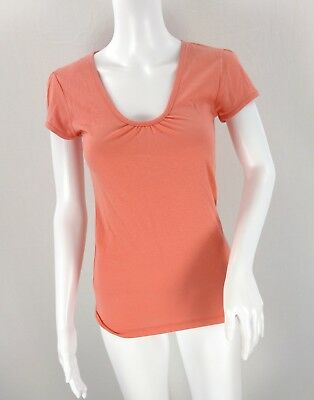 34c51d0fad5ed Wet seal Pink NWT Lace back short-sleeve tunic women s top size small