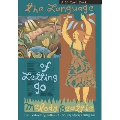 Hay house The Language Of Letting Go Cards Melody Beattie