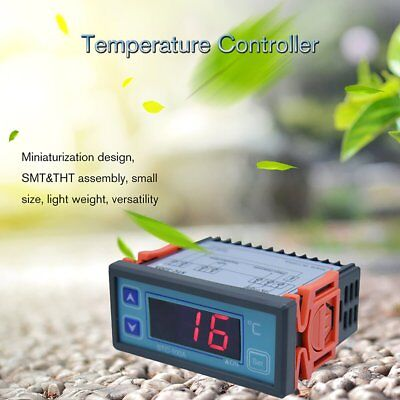 STC-100A Control Temperature Microcomputer Thermostat Switch Thermoregulator RC