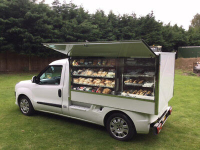Business Opportunity Deliver Hot/Cold food to the workplace in a bespoke vehicle