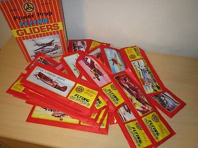 30x Flying Gliders Power Prop Flugzeuge