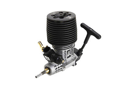 Force 32 Size Pull Start Nitro RC Engine To Fit 1/8th Buggy / Trucks E-3201
