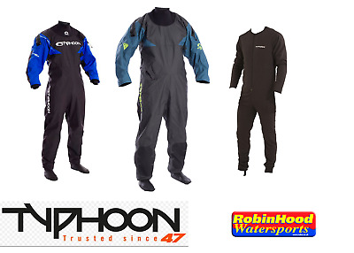 Typhoon Hypercurve Drysuits / Fleece - SAVE up to 46% - Kayak Sailing SUP Jetski