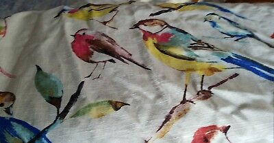 Richloom Birdwatcher Meadow Fabric By The Yard 2217 Picclick