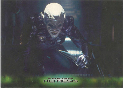 "Rittenhouse 2002 ""star Trek - Nemesis Movie"" Promo Card [P2] V/good Cond"