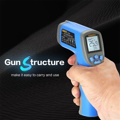 TS550 Digital Infrared Temperature Gun Thermometer Non-Contact IR Laser Point RC