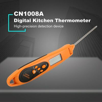 CN1008A Digital Kitchen Thermometer BBQ Food Probe Meat Water Milk Thermomete RC