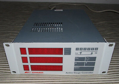 BOC EDWARDS D38660000 Active gauge controller