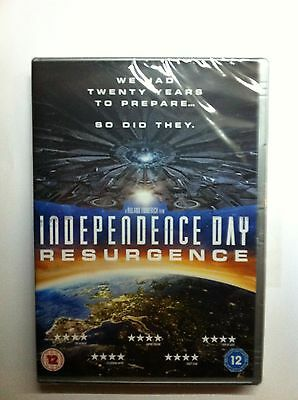 Independence Day: Resurgence Dvd- New