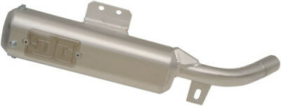 DG PERF 20-5410 2-Stroke ATV Racing Exhaust Silencer Only