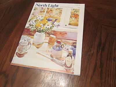 North Light A Source Book for Artists October 1983