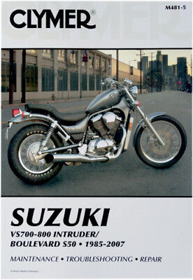 CLYMER REPAIR MANUAL for Suzuki VS700/VS750/VS800 Intruder