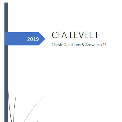 CFA LEVEL 3 curiculum Official 2019 (1-6 Books)complete set