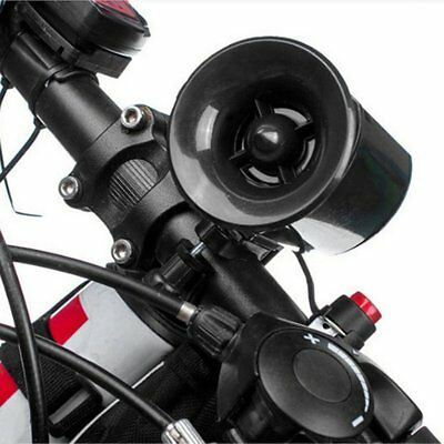 Super Loud Horn Sound Electronic Bicycle Ring Bell Handlebar Alarm SpeakDY