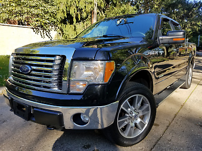 """2014 Ford F-150 LARIAT 2014 Ford F-150 Lariat Crew Cab 5.5ft 3.5L Ecoboost Navigation Leather 20"""" wheel"""