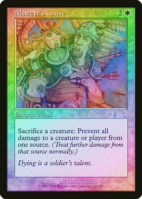 Darkwatch Elves FOIL Urza/'s Legacy NM Green Uncommon MAGIC MTG CARD ABUGames