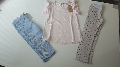 Girls Bulk lot Mixed Clothes Size 6 -7 Brand new