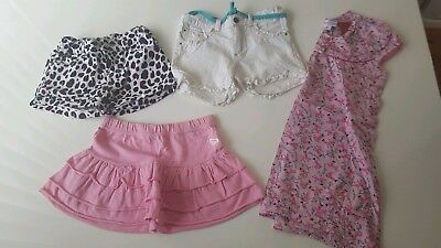 Girls Bulk lot Mixed Clothes Size 6 -7 incl. Roxy