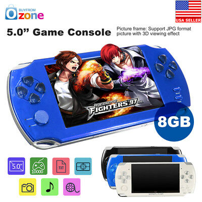 64 bit Handheld Portable 10000 Games Console Retro Video Game