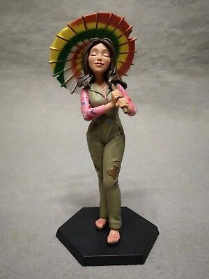 RARE! NO BOX  Loot Crate Firefly Kaylee Frye QMx Mini Masters Exclusive Figure
