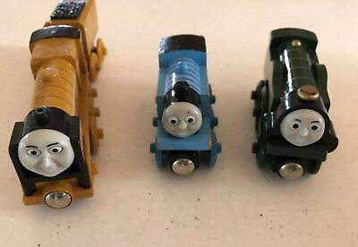 4 X Thomas The Tank Engine, Murdoch & Murdoch Tender & Emily Trains.