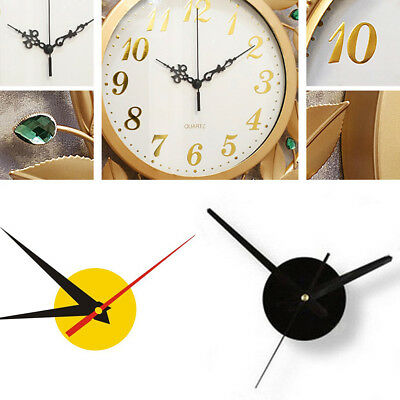 Replacement Hands Quartz Wall Clock Movement Mechanism Repair Part Access Supply