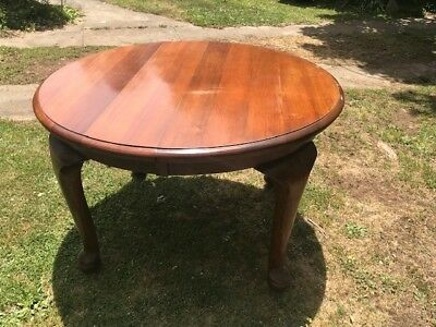 Beautiful old rosewood dining table