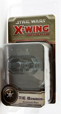 Star Wars X-Wing Miniatures Game : Tie Bomber Expansion - NEW - Xmas present