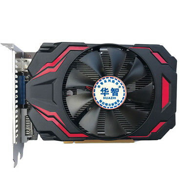 New HD7670 Graphics Card 4G/128bit DDR5 Game Video Graphics Card