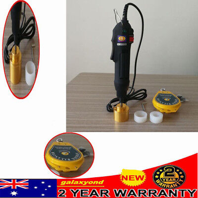 NEW SALE! handheld electric capping machine bottle cap Sealing Machines AU