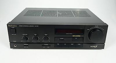 Technics Su-X301 Stereo Integrated Amplifier New Class A +++