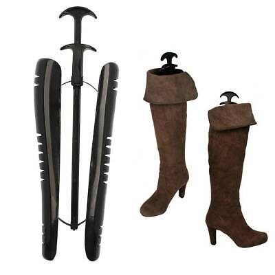 Shapers With Handle 12.5 inch UK 1 Pairs Lady Women Automatic Boot Trees